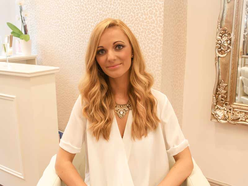 Best Hair dresser in Guiseley? It has to be Hayley, Senior Stylist and owner at H&Co Hairdressing in Guiseley, Leeds